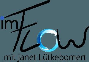 Im-Flow mit Janet Lütkebomert Logo